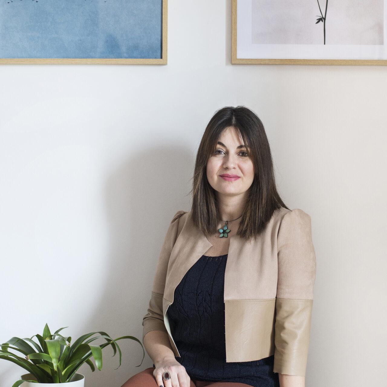 Federica Brindisino - Presidente dell'Associazione Destina Ets