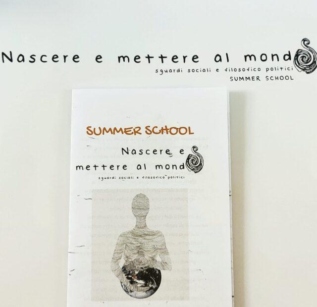 summer school rinascere al naturale regione puglia università del Salento maternità gravidanza