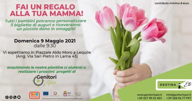 festa della mamma 2021 - genitori e poi